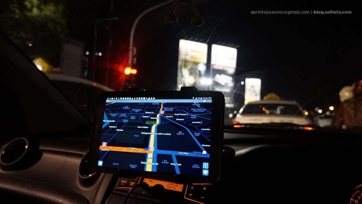 selforia - GPS