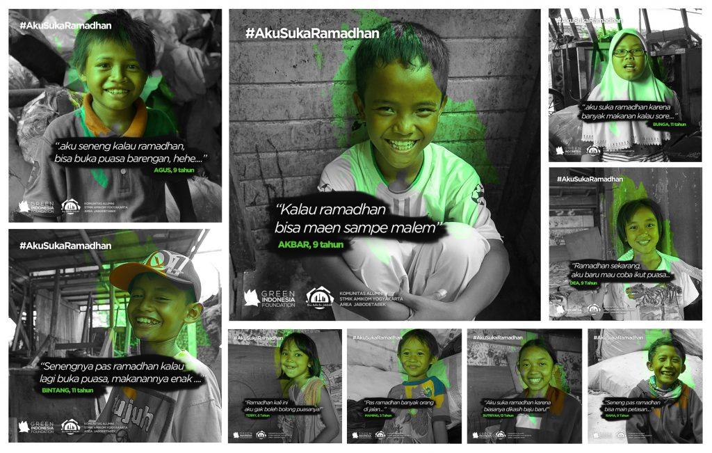 Campaign #AkuSukaRamadhan